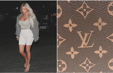 Is Kim Kardashian calling her new baby Louis Vuitton? It's the Dredge