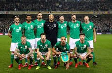 Ireland unchanged in latest Fifa rankings ahead of Nations League draw