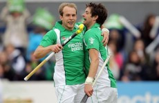 Men's hockey: Russia no match for Ireland