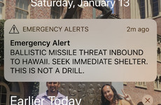 'Nobody knew what to do': A false incoming missile alert caused a lot of panic in Hawaii