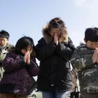 Silence and prayers mark anniversary of Japanese tsunami