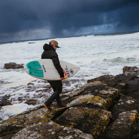 The Donegal man making big waves in the world of professional surfing