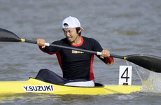 'Evil' Japanese canoeist in hot water for spiking rival's drink