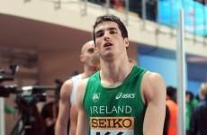 Reynolds falls short in world hurdles semi-final