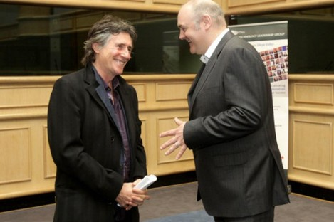 Gabriel Byrne has already lent his support to the World Actors Forum