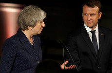 UK could get a special trade deal with the EU after Brexit - Macron says
