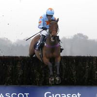 'He has a massive heart' - Un De Sceaux triumphs for third successive year at Ascot