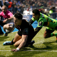 Seven-try Saracens face anxious wait after keeping quarter-final hopes alive