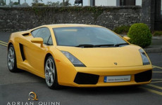 5 cars with buckets of Italian style