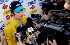 Nice work: Wiggins holds on to seal Paris-Nice win