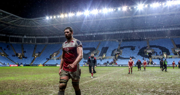 Cold comfort for Ulster as they fall a long way short