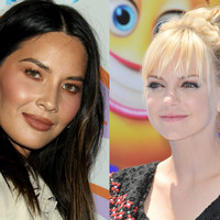 Olivia Munn texted Anna Faris to let her know she isn't dating her ex-husband Chris Pratt
