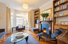 Stylish re-design for an Edwardian redbrick in the heart of Dublin 6