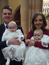 Man charged over assault which left father of newborn twins in a critical condition