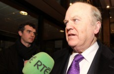 Noonan says debt restructuring deal is being negotiated