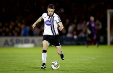 Cliftonville announce signing of double-winning Dundalk defender