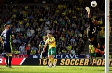 Wes Hoolahan's goal was the highlight of Norwich 1-1 Wigan