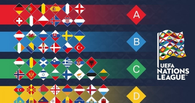 Everything you need to know about Ireland's Uefa Nations League draw