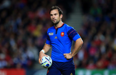 Parra's exile from France XV extended as Clermont star ruled out of clash with Ireland
