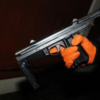 Gardaí seize loaded submachine gun in west Dublin