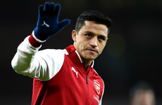 Sanchez takes aim at ex-Arsenal players 'with no knowledge' as he waves goodbye