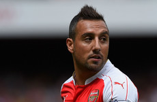 Arsenal ace Cazorla aiming to return next year following 10th operation