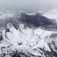Japan: Soldier killed and skiers stranded after volcano eruption causes avalanche