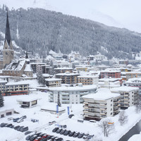 'Exceptional' level of snowfall delays dozens of global leaders arriving in Davos
