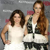 Maisie Williams is going to be Sophie Turner's bridesmaid and Game Of Thrones fans are delighted