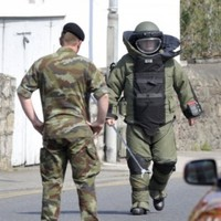 Man arrested after explosive device found in Cork