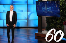 People cannot believe that Ellen Degeneres is turning 60 this year