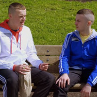 The Young Offenders TV series is being released in just over two weeks