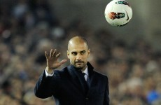 Guardiola plays down Messi penalty