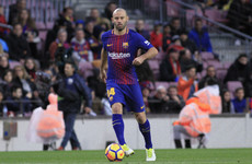 Mascherano leaving Barcelona after seven seasons to head to China