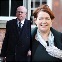 McDowell probes for cracks in Nóirín O'Sullivan's narrative but fails to land knockout blow