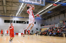 Lorcan Murphy's highlight reel dunks worth much more than two points to Irish basketball