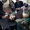 At least 45 women and children 'massacred' in Syria