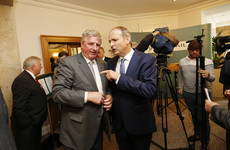 At least eight Fianna Fáil reps hold a meeting about Micheal Martin's pro-repeal speech