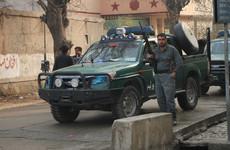 11 injured after gunmen blast Save the Children office in Afghanistan