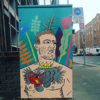'Barristers, baristas and block layers': The people who paint Dublin's striking traffic light boxes