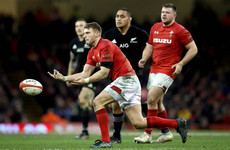 Biggar out-half problem for Wales as Gatland prepares to trust in Anscombe