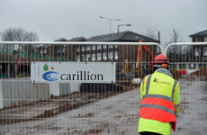'Outrageous': Work on Irish schools has stalled following Carillion's collapse