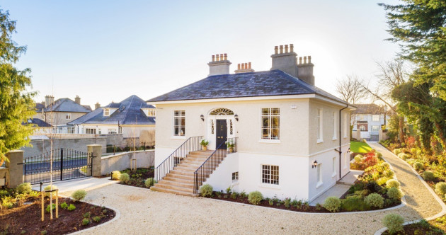 Explore this centuries-old Rathfarnham villa's 21st century makeover