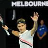 Imperious Federer sails into Australian Open semis