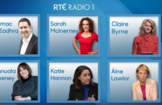 All-female line-ups: RTÉ have made changes to the Late Debate and the News at One
