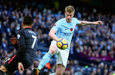 'It doesn't matter' - De Bruyne not concerned with Sanchez rejecting City for Man United