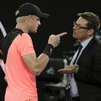 Britain's Kyle Edmund outclassed in bid to reach Australian Open final