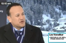 Leo told Bloomberg TV it's time to get 'down and dirty' on the details of Brexit