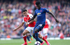 Man United youngster Tuanzebe heads to Villa