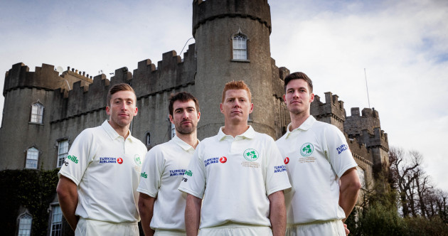 Ireland's first Test jersey unveiled as 14 players handed full-time contracts